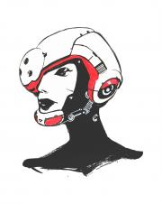 Helmet-Girl